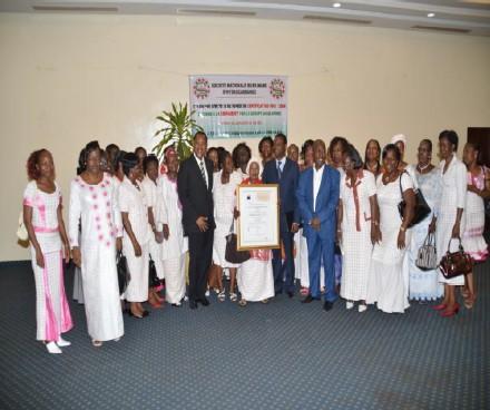 A Ouaga comme à Bobo, le personnel a exprimé sa fierté de recevoir le certificat ISO 9001/2008