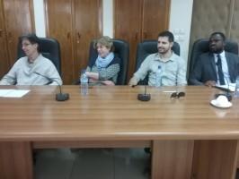 Délégation parlementaires